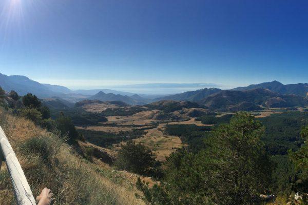 escursione sul Pollino