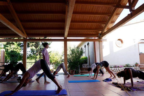 yoga di mattina