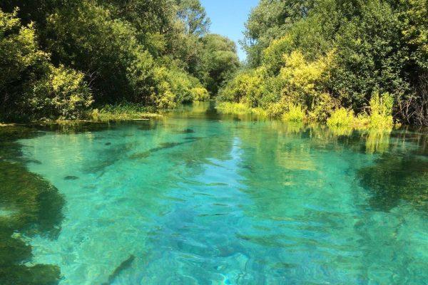 fiume-lago-tirino-abruzzo