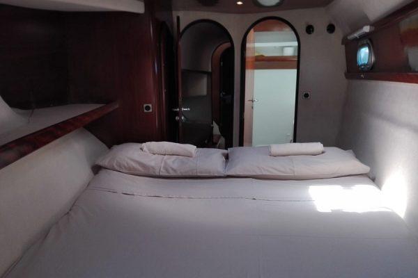 cabina barca a vela egadi