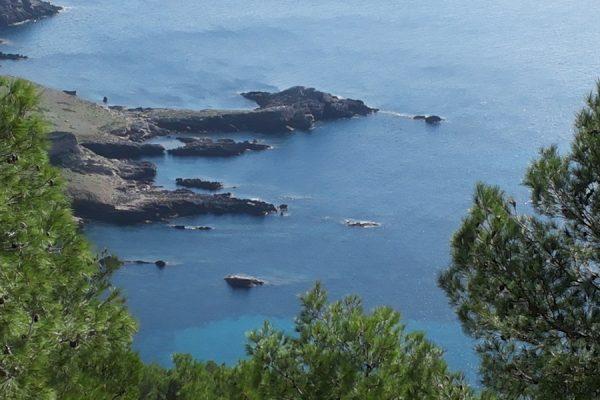 trekking sulle isole egadi