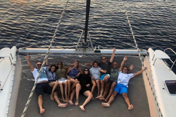 viaggio di gruppo barca a vela egadi
