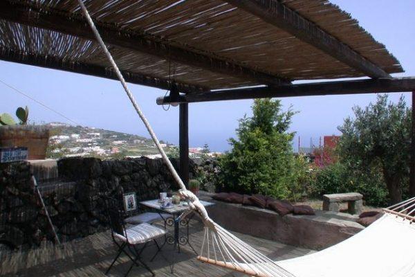 dammuso a Pantelleria